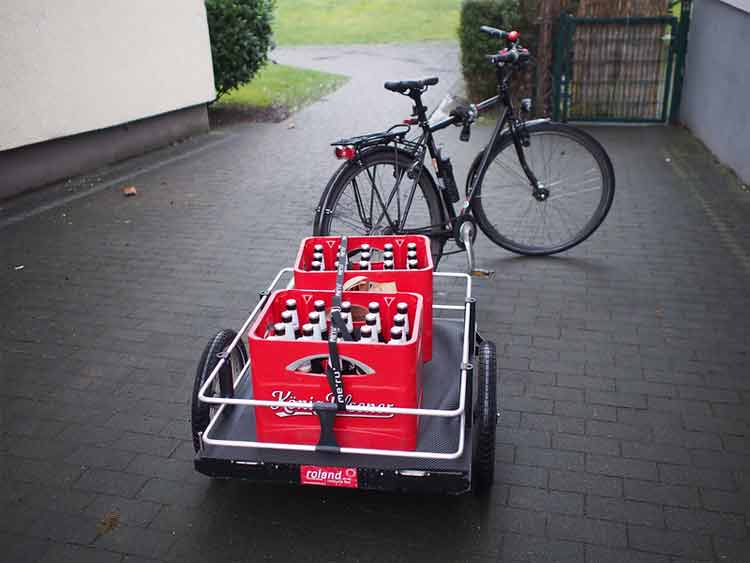 How do Bike Trailers Work