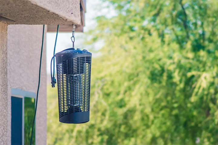 How does Insect Zapper Work
