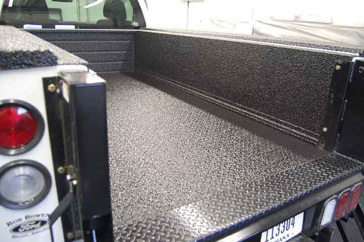 How to Paint Your Truck with Bed Liner