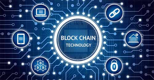 What are the network components are presented in the chain link