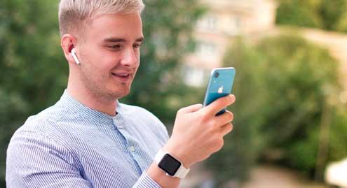 Essential Pairing through Bluetooth