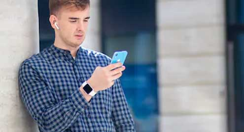 Smartwatches Work with Bluetooth