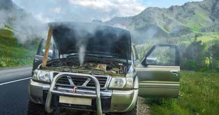 Major Things To Do When Your Vehicle Overheats