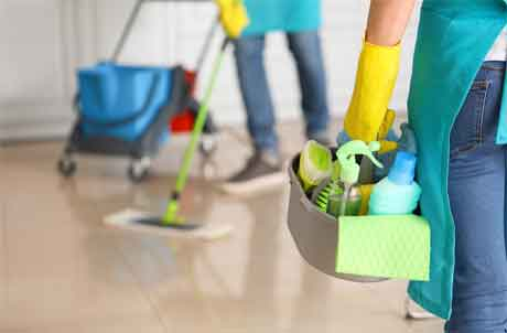 Cleaning Services and Dry Cleaning