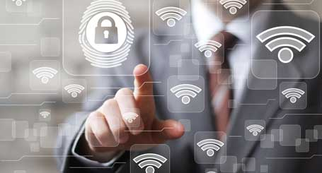 Steps for Setting up the Password for Wi-Fi Repeater