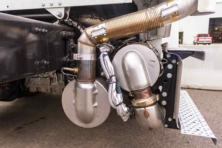 What is the Diesel Particulate Filter for
