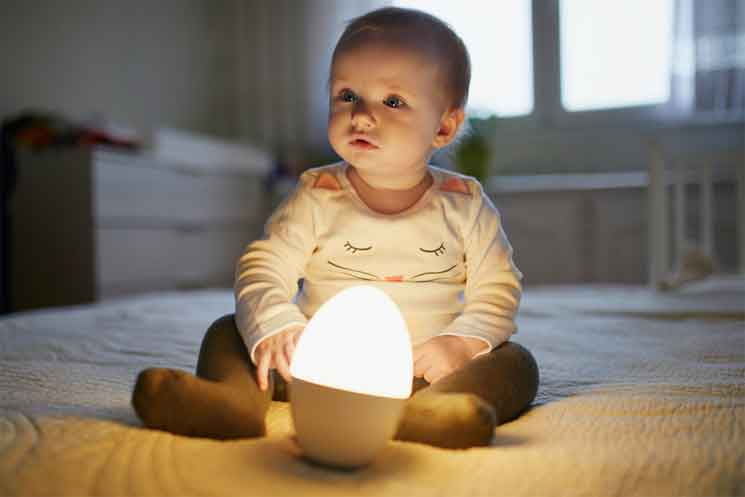 When Should kids Stop Using Night Lights