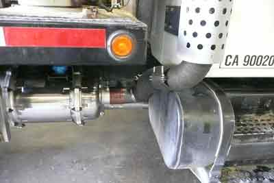 Why a diesel particulate filter installed in diesel vehicles