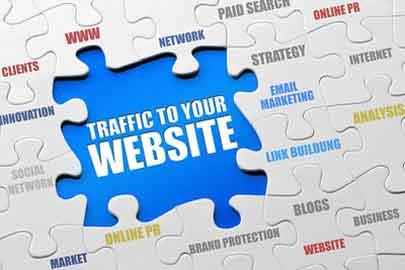 Increase Site Traffic