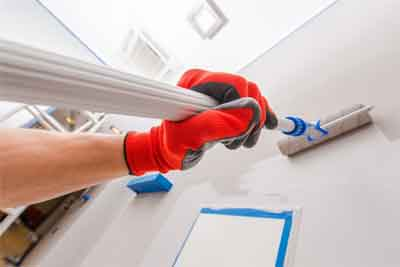 Ceiling Preparation and Painting