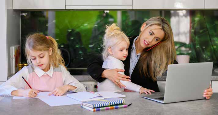 A Fall Homeschooling Project for Moms