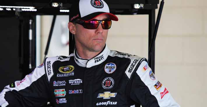 NASCAR Driver Profile
