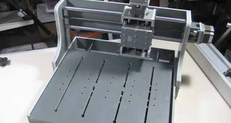Zen Toolwords cnc router DIY Kit 7×7 F8