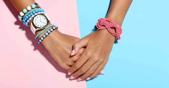 Chanel Wrist Watch Bracelet on Sale