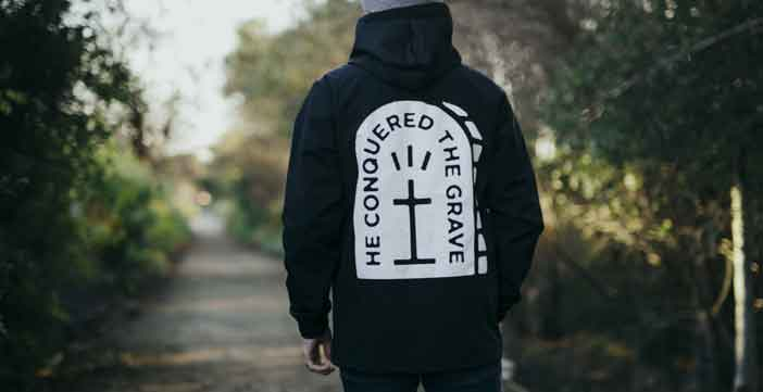 Christian Hoodies Are Very Cool