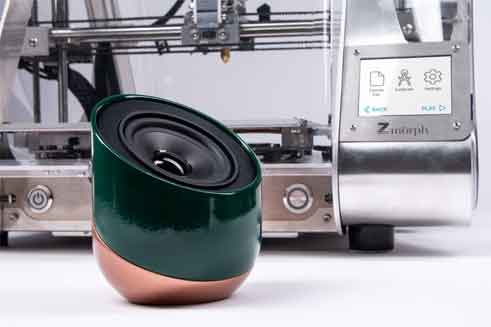 Materials for Home 3D Printing