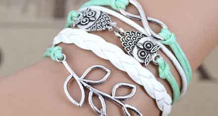 buy channel bracelets