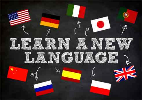 How to Cope With a Foreign Language