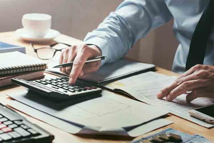 The Accounting Calculation of Service Revenue