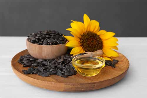 What is sunflower seed?