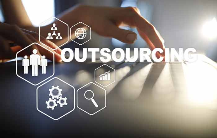 What is the Process of Outsourcing?